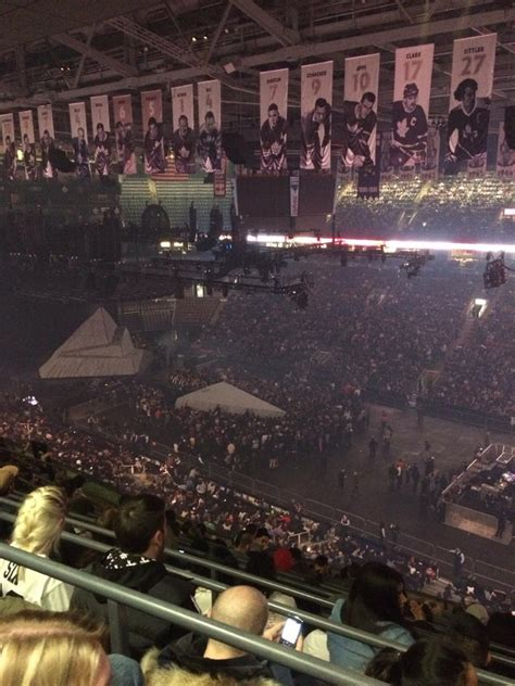 Scotiabank Arena Section 307 Concert Seating