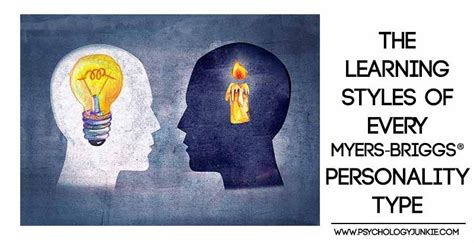 The Learning Styles of Every Myers-Briggs® Personality