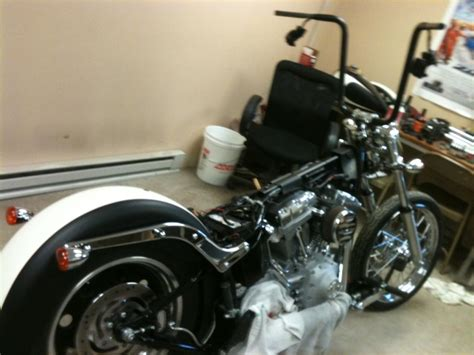 Softail standard old school transformation - Page 2