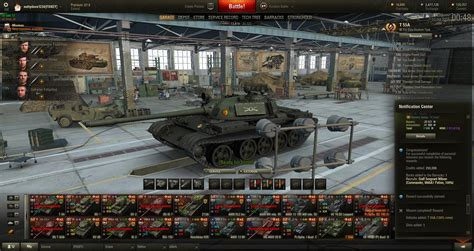 T55A Club: Like the T-54, but far more exclusive - Germany