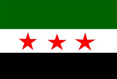 File:Flag of the National Council of Syria
