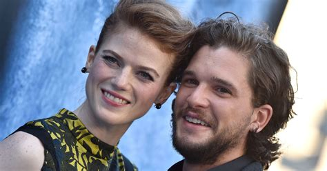 Jon Snow Knows Something Because He Proposed To Ygritte In
