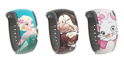 New Magic Band Colors Available