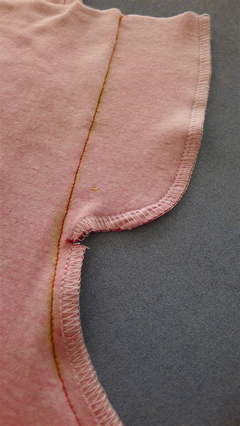 Pyjama Party 4 - Sewing The Crotch Seam - Did You Make