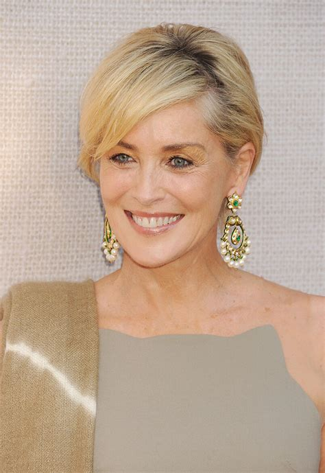 Sharon Stone Poses Fearlessly Naked at Age 57 for Harper's
