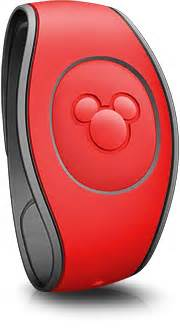 Standard Colors – Disney MagicBand, MyMagic+, and