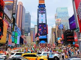 Times Square in New York - NewYorkCity