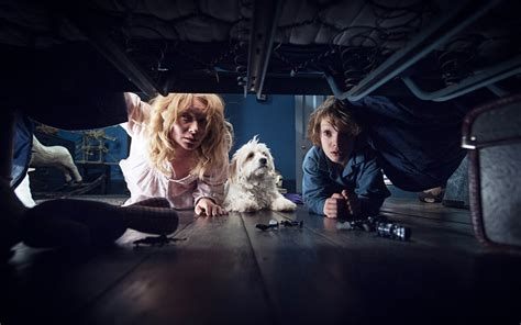 The Babadook Shows That Sometimes, Self-Care Isn't Strong