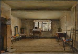 'The Room in Which Shakespeare Was Born', Henry Wallis
