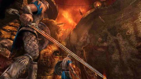 Beowulf: The Game System Requirements | pc-android games
